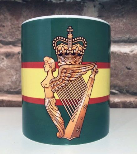 Ulster Defence Regiment Badge Mug
